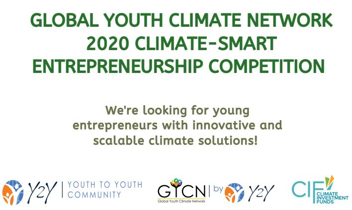 ENTER: 2020 Climate-Smart Entrepreneurship Competition
